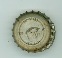 1967 Coke Caps All-Stars 30 n Pete Rose Cincinnati Reds Excellent