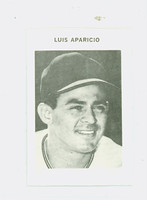 1969 Milton Bradley Baseball 15 Luis Aparicio Chicago White Sox Very Good to Excellent