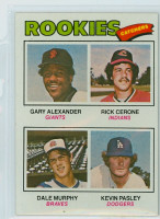 1977 Topps Baseball 476 Rookie Catchers Excellent to Excellent Plus