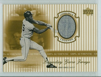 2000 Upper Deck Legendary Jerseys Insert 1:48 Bobby Bonds San Francisco Giants Near-Mint to Mint