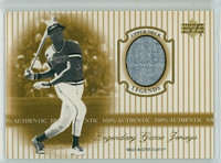 2000 Upper Deck Legendary Jerseys Insert 1:48 Willie McCovey San Francisco Giants Near-Mint to Mint