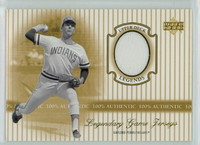 2000 Upper Deck Legendary Jerseys Insert 1:48 Gaylord Perry Cleveland Indians Near-Mint to Mint