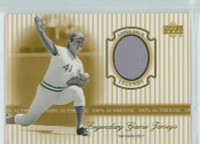 2000 Upper Deck Legendary Jerseys Insert 1:48 Tom Seaver Cincinnati Reds Near-Mint to Mint