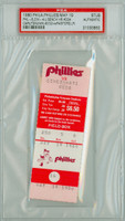 1980 Philadelphia Phillies Ticket Stub vs Cincinnati Reds Johnny Bench Career HR #334 Steve Carlton Career Win #232  - May 19, 1980 [NMT]