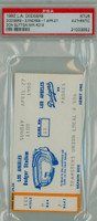 1980 Los Angeles Dodgers Ticket Stub vs San Diego Padres Don Sutton Win #219 - April 27 1980