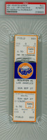 1981 Houston Astros Full Ticket vs Los Angeles Dodgers Don Sutton Win #241 Steve Sax Career HR #2  - September 27, 1981