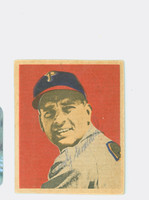 Andy Seminick AUTOGRAPH d.04 1949 Bowman #30 Phillies CARD IS CLEAN EX
