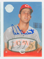 Don Gullett AUTOGRAPH 2004 Upper Deck Timeless Teams Reds 