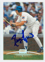 Kevin Tapani AUTOGRAPH 1999 Topps Stadium Club Cubs   [SKU:TapaK10615_TPSC99]