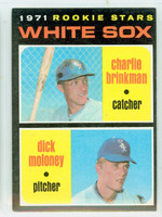 1971 Topps Baseball 13 White Sox Rookies Excellent to Excellent Plus