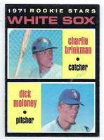 1971 Topps Baseball 13 White Sox Rookies Excellent to Mint