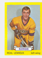 1973-74 Topps Hockey Real Lemieux Los Angeles Kings Near-Mint to Mint