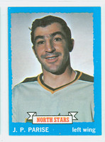 1973-74 Topps Hockey JP Parise Minnesota North Stars Near-Mint Plus