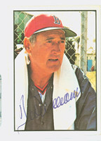 Ted Williams AUTOGRAPH d.02 1978 SSPG All Star Gallery Red Sox   [SKU:WillT520_S78ASGAP]