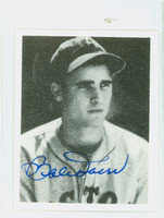 Bobby Doerr AUTOGRAPH Pre-War Reprints 1939 Play Ball Red Sox 