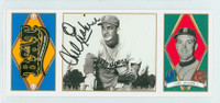 Carl Erskine AUTOGRAPH 1993 Upper Deck All-Time Heroes T202 Design Dodgers 