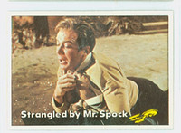 1976 Star Trek 61 Strangled by Mr Spock Excellent to Mint