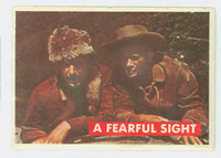 1956 Davy Crockett Green 8 A Fearful Sight Very Good to Excellent
