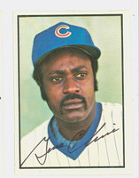 Gene Clines AUTOGRAPH 1978 SSPG All Star Gallery Cubs   [SKU:ClinG1044_S78ASGNx]