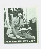 1966 Get Smart 13 Planning Her Next Move Good to Very Good