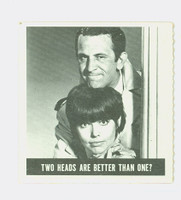 1966 Get Smart 22 Two Heads Are Better Than One? Excellent
