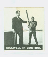 1966 Get Smart 50 Maxwell In Control Good to Very Good