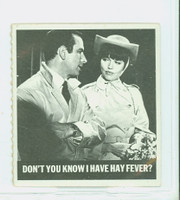 1966 Get Smart 65 Don't You Know I Have Hay Fever Single Print Very Good