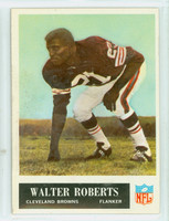 1965 Philadelphia 38 Walter Roberts Cleveland Browns Very Good