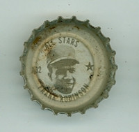 1967 Coke Caps All-Stars 32 Frank Robinson Baltimore Orioles Excellent to Excellent Plus