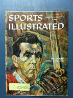 1960 Sports Illustrated March 21 Maurice Richard Excellent