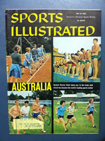 1960 Sports Illustrated May 16 Australia Very Good to Excellent