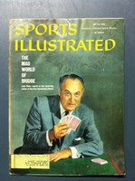 1960 Sports Illustrated May 23 Charles Goren, Bridge Fair to Poor [Heavy moisture - readable]