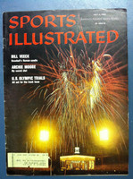 1960 Sports Illustrated July 4 Comisky Park Fireworks Excellent to Mint
