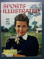 1960 Sports Illustrated August 22 Barbara McIntire (Golfer) Excellent