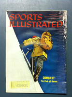 1960 Sports Illustrated August 29 Mountain Climbing Poor [Heavy Moisture - readable]