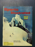 1960 Sports Illustrated November 21 Skiing Good to Very Good [Lt moisture - contents fine]
