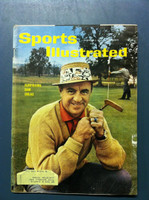 1960 Sports Illustrated December 5 Sam Snead Fair to Good [Lt moisture - readable throughout]