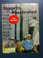 1961 Sports Illustrated April 3 Master Preview Very Good to Excellent