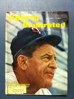 1961 Sports Illustrated May 15 Cookie Lavagetto Fair to Poor [Heavy moisture - readable throughout]