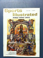 1961 Sports Illustrated July 10 Tennis Fair to Good [Lt moisture - readable throughout]