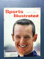 1961 Sports Illustrated August 28 John Sellers (Jockey) Very Good [Lt moisture - contents fine]