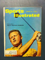 1961 Sports Illustrated September 11 Deane Beman (Golf) Very Good to Excellent
