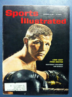 1961 Sports Illustrated November 13 Tom McNeeley (Boxing) Excellent