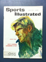1961 Sports Illustrated August 14 Murray Rose USC Very Good to Excellent