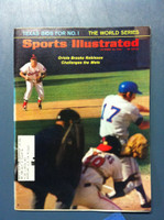 1969 Sports Illustrated October 20 Brooks Robinson Excellent to Mint