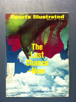 1970 Sports Illustrated Feb 2 Last Chance (Environment) Very Good to Excellent [Lt cover wear]