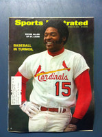 1970 Sports Illustrated Mar 23 Richie Allen Very Good [Severe corner bend - contents fine]