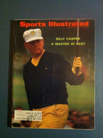 1970 Sports Illustrated Apr 20 Billy Casper Very Good to Excellent