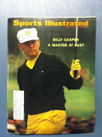 1970 Sports Illustrated Apr 20 Billy Casper Very Good [Severe corner bend - contents fine]