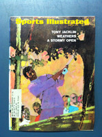 1970 Sports Illustrated June 29 Tony Jacklin Excellent [Sl corner bend - contents fine]